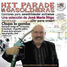 HIT PARADE DE LAS GASOLINERAS-VARIOS -CD