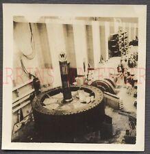 Vintage Photo Generators At Boulder Hoover Dam 674415