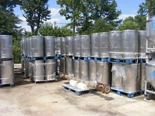 55 Gallon Stainless Steel Drum Tank Food Wine Beer Soup Sanitary ManyinStock!