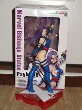 Kotobukiya Bishoujo Marvel Comics Psylocke PVC Statue Figure X-Men *RARE*