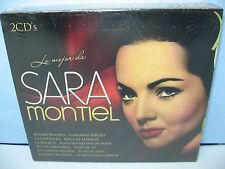 LO MEJOR DE SARA MONTIEL, 24 Songs on 2CDs, OK-Records New