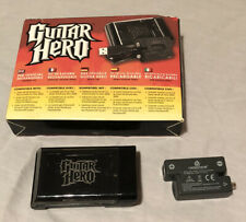 Kit de batería recargable de Guitar Hero oficial/PS3/Xbox 360/PS2/Les Paul/Kramer