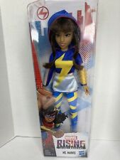 "Ms Marvel 11"" Marvel Rising Secret Warriors Training Costume 2019 Doll Figure"