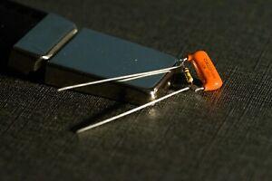 Sprague Orange Drop Guitar Treble Bleed Mod - 0.001uf Cap w/150k Resistor