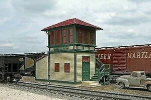 BACHMANN HO SCALE 1/87 FALLS JUNCTION SWITCH TOWER BN 35113