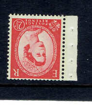 More details for gb 1960, sg614wi 2 1/2d wilding 2 bands type ii (inverted w179 wmk). mnh