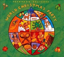 PUTUMAYO PRESENTS : World Christmas Party CD