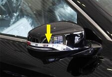 Chrome rearview mirror side molding cover trim Honda Accord 2013 2014 Coupe
