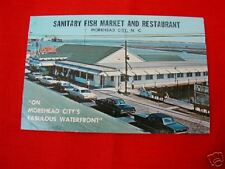 MOREHEAD NC VINTAGE VIEW SANITARY FISH MARKET RESTURANT