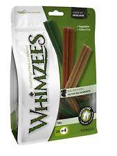 Whimzees Handy Resealable Bag Stix Small Chews Treats - 24pcs + 4FOC