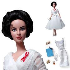 Barbie Elizabeth Taylor White Diamonds   NRFB  Doll
