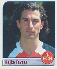 N°401 RAJKO TAVCAR # SLOVENIA FC.NURNBERG STICKER PANINI BUNDESLIGA 2002