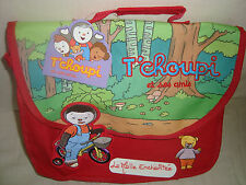 Superb Schoolbag / Bag Taste T'Charlie And Its Friends New