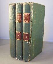 GUMAL ET LINA OU LES ENFANS AFRICAINS / J.L.A. DUMAS / 3 VOL. 1818
