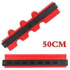 Car Body Dent Metal Sheet Repair Measuring Ruler Contour Gauge Profile Tool 50cm