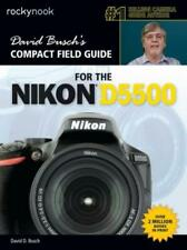 David Busch S Compact Field Guide For The Nikon D5500