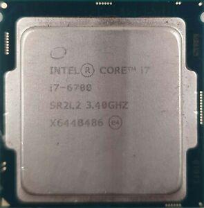 Intel Core I7-6700 3.40 GHz LGA 1151 (SR2L2) Processor