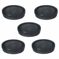 5 PCS New Rear Lens Cap Cover Protector For Sony E-mount NEX NEX-5 NEX-3 A6000