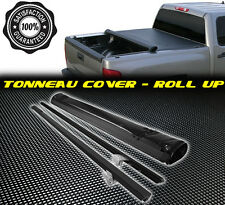 Lock Soft Roll Up Tonneau Cover For  2003-2008 Ram 2500 3500 6.5 ft/78 in bed
