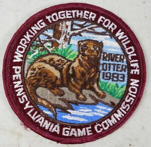 Pennsylvania Game Commission Patch 1983