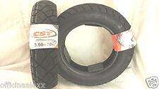 Copertone pneumatico 3.50-10 51J  TUBLESS CTS piaggio APE 50cc consigliato NEVE