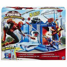 HASBRO MARVEL ULTIMATE SPIDER-MAN WEB-WARRIORS TRICK SHOT SHOWDOWN B0826