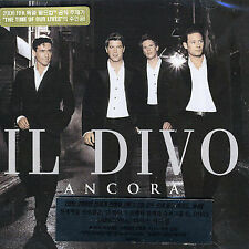 Ancora [Bonus Tracks] by Il Divo (CD, Jul-2006, Sony BMG)