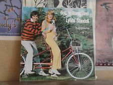 BOB WILLIAMS AND LYNDA STANDELL, HAPPINESS IS - LP BL-88673 PRIVATE PRESS
