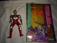 Ultraman Defender of the Universe Figure W/Jack Shindo Dreamworks 1991
