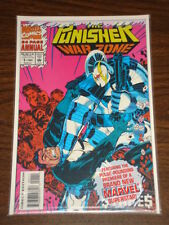 PUNISHER WAR ZONE ANNUAL #1 VOL1 MARVEL COMICS JULY 1993
