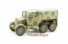 Oxford Military 1/76 Scammell Pioneer R100 Tractor Luftwaffe Crete 76SP009