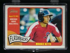 "2014 Complete Topps Heritage Minor "" FLASHBACKS "" INSERT SET of (20) Cards  MINT"
