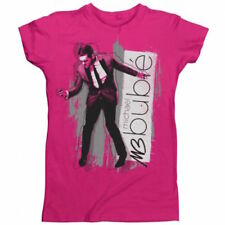 Camisetas de mujer de manga corta color principal rosa