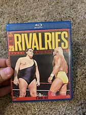 WWE: Top 25 Rivalries In Wrestling History Blu-ray, WWF, WCW, NWA, ECW, Bluray