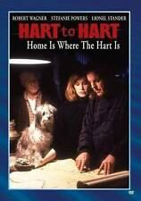 HART TO HART: HOME IS WHERE THE HART IS NEW DVD