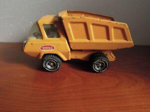 Camion Benne TONKA Tole vintage