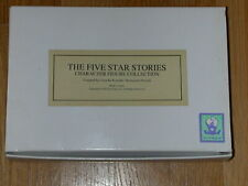 Five Character Figure Collection 1/12 scale resin (Kaiyodo) Five Star Stories