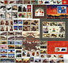 PRC China 1997 complete full whole Ox year 24 sets 75 stamps +4SS+1MS, In folder