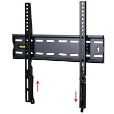 Low Profile TV Wall Mount for Samsung 32 39 40 42 43 46 48 50 55 LED UHD LCD 1RX
