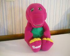 """Barney Talking Dinosaur 1996 Playskool #71245 Interactive 18"""" plush Hasbro Euc"""