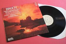 CFP 40248 Bruch Violin Concerto No.1 Scottish Fantasy Hasson SNO Gibson EMI LP
