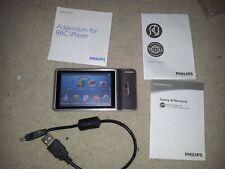 Philips GoGear Muse 8GB, MP3 player, radio, iplayer etc