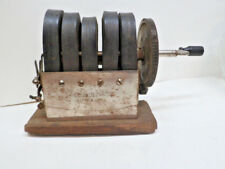 Dean Electric Co. Telephone Magneto for Restoration