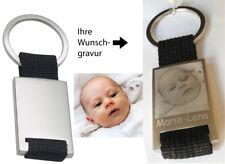Schlüsselanhänger matt Foto Gravur Fotogravur Geschenk ❤ Geburtstag Muttertag