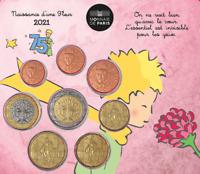 Coffret BU France 2021 Petit Prince - Naissance Fille Limité à 500 exemplaires !