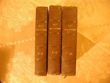 Bleakhaus di Boz Charles Dickens 1-10 completa 1852 DEA