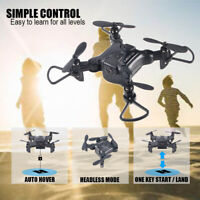 4DRC-V2 Drone With 720P HD Wifi FPV Camera Foldable RC Quadcopter for kids Mini