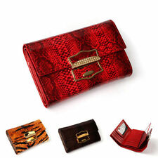 Trifold Animal Purses & Wallets for Women with Organizer