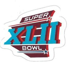 NY Giants Super Bowl XLII Decal