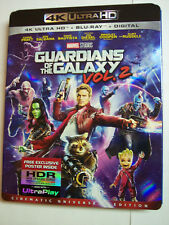 Guardians of the Galaxy Vol 2 w/Slipcover READ(4K Ultra HD, Blu-ray, Digital HD)